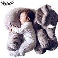 Hot Sale Plush Animals 60cm Colorful Giant Elephant Stuffed Animal Toy Animal Shape Pillow Baby Toys Home Decor Free Shipping