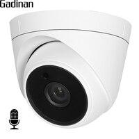 GADINAN Internal Audio IP Camera 720P 960P Hi3518EV200 Indoor Dome Surveillance Video Camera XMEye CMS DC