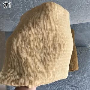 Image 3 - Hijab arrugado de viscosa para mujer, pañuelo para la cabeza, Mantón largo, islámico, Malasia, 1 unidad, 90x180cm