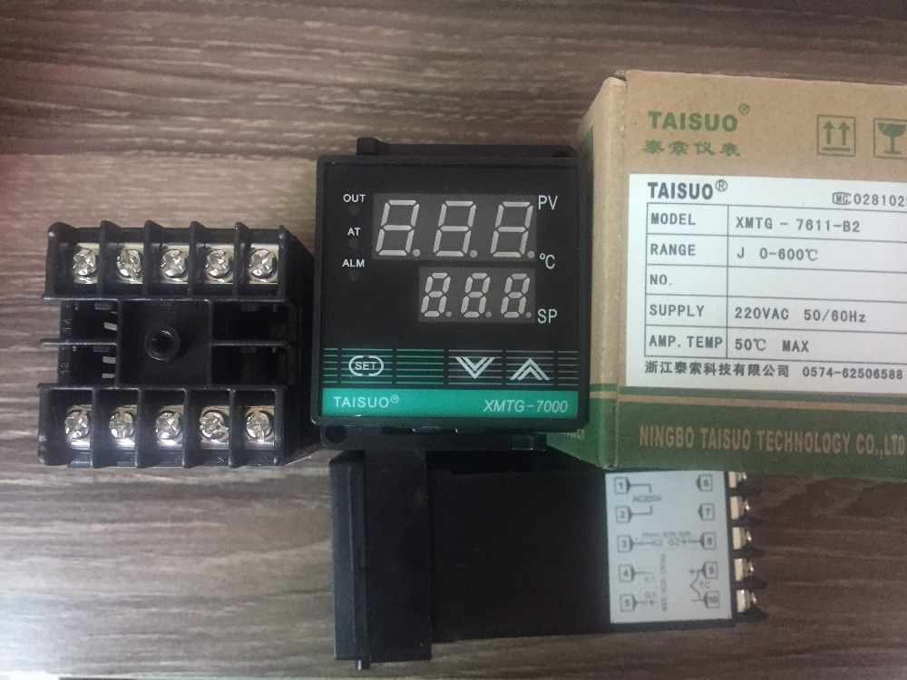 TAISUO Teso XMTG-7000 temperature control table XMTG-7611-B2 genuine instrument supply changzhou huibang chb 401 temperature control table huibang temperature control instrument chb401 011 01112013