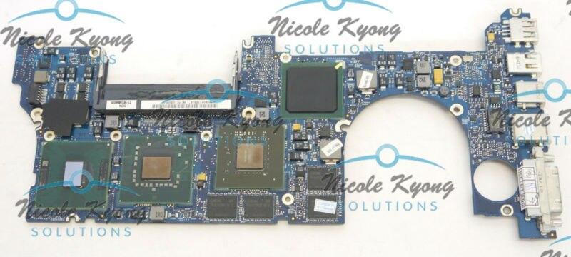 100% work 820-2249-A MB134LL/A 661-4961 2.5GHz T9300 CPU 8600M for Macbook Pro 15 A1260 Logic board system board MotherBoard