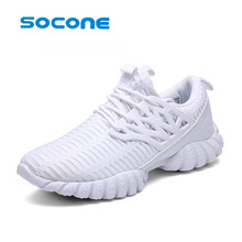 Socone brand breathable running shoes ladies 2019 summer breathable sneakers girls comprehensive training shoes tennis shoes
