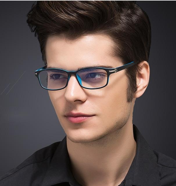 b5f5573947 Unisex Glasses TUNGSTEN CARBON Anti Fatigue Radiation-resistant Man Women Glasses  Computer Goggles Eyeglasses Frame