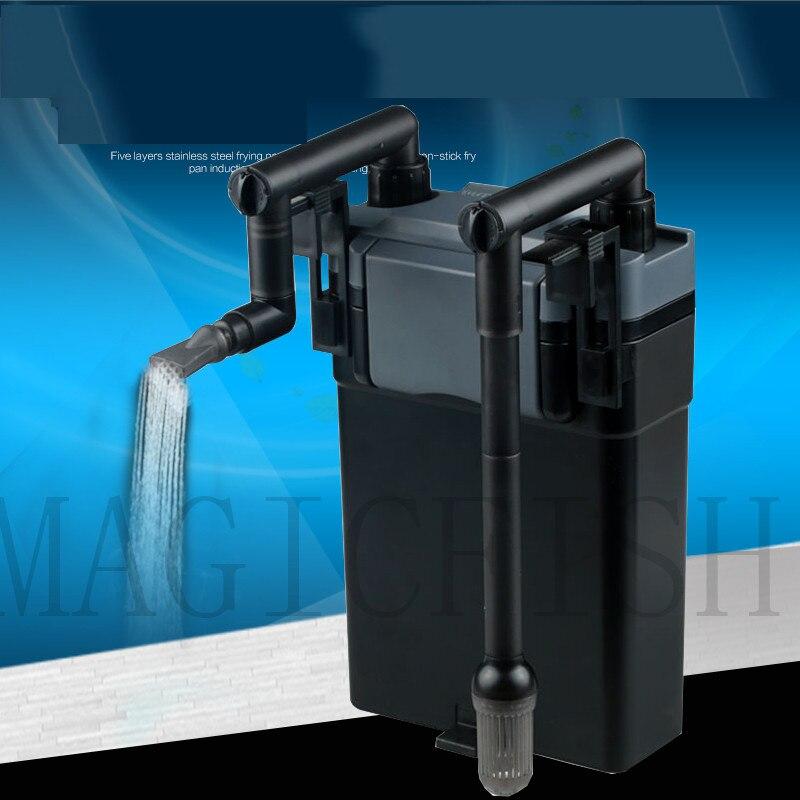 Sunsun External Canister Filter Table Top Aquarium Fish Tank Mini Aquarium External Canister Filter better than HW602B HW603B 5