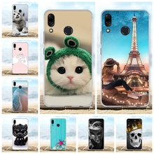 For Asus Zenfone 5z ZS620KL Case Soft TPU 5 ZE620KL Cover Scenery Patterned 5Z Coque