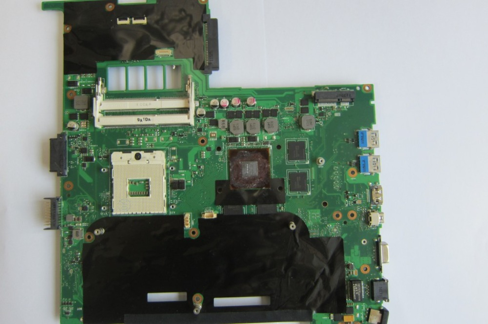 G55VW non-integrated motherboard for asus laptop G55VW 100%full test