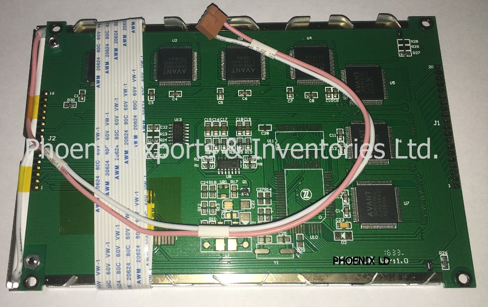 """Image 3 - Brand New 5.7"""" SP14Q002 A1 320*240 LCD DISPLAY PANEL-in LCD Modules from Electronic Components & Supplies"""