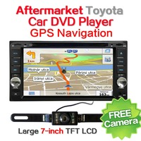 2 Din car stereo GPS navigation for Nissan Universal 7 inch 1024*600 HD screen Quad Core car radio head unit without DVD player