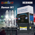 H1 xenon 55 W HID xenon kit 4300 K 5000 K 6000 K 8000 k 10000 k para farol do carro kit xenon H1 lâmpada