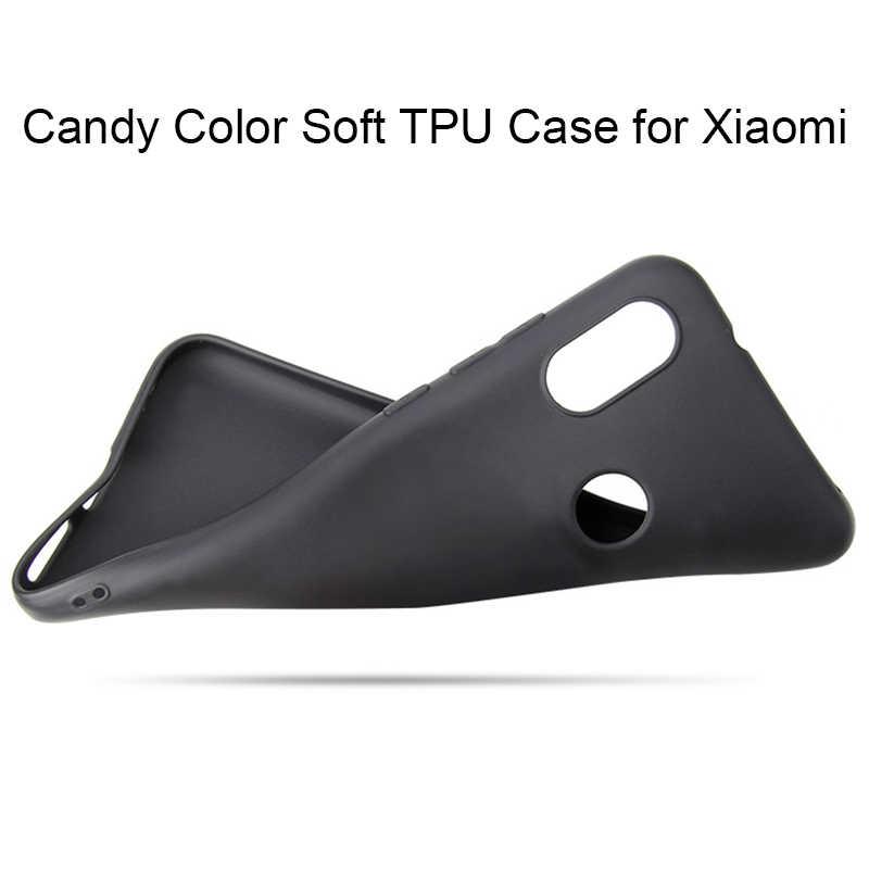 Крепление для спортивной камеры Xiao mi Pocophone F1 чехол конфетного цвета для Xiaomi mi A2 Lite A1 A2 mi 5S mi 6 mi 8 SE Explorer, Не доставая его из чехла Xiaomi mi Max 2, Note 3, mi x 2 S