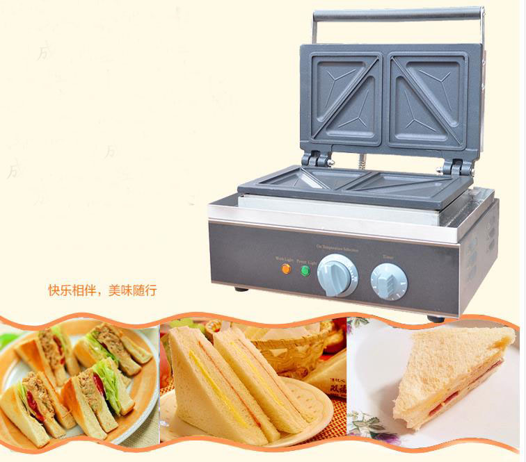 Electric Sandwich Makers : Electric sandwich maker oven toaster