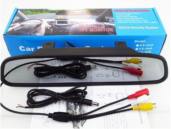 alta aparcamiento retrovisor Sensor 7