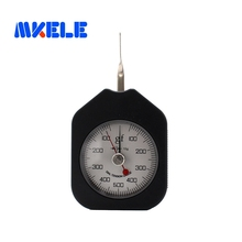 SEG-500-2 500g  Tensiometer Analog Dial Gauge Double Pointer Force Tools Tension Meter