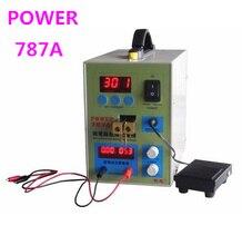 POWER 787A+ MCU Spot Welder Battery Welder Applicable Notebook and Phone Battery Precision Welding Pedal