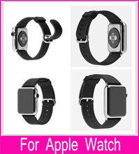 For Apple watch band New arrival Classic Buckle Luxury band strap for apple watch band leather