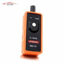 EL50448 авто шины тонометр сенсор OEC-T5 EL 50448 для G-M/Opel TPMS Сброс инструмент EL-50448 электронный