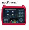 "Satlink WS-6950 3.5 ""Sinal de Satélite Digital Finder Medidor WS6950 WS-6950 DVB-S GORDURA C & Banda KU Combo 3.5"" DVB-S cccam"
