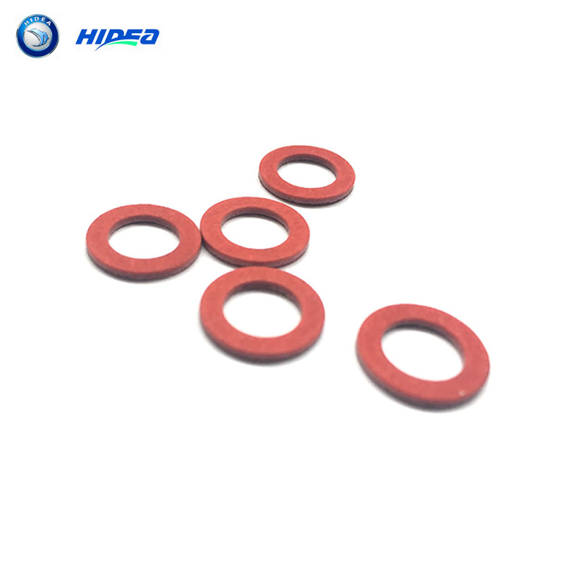 Hidea Seal Gasket 2 Stroke For Boat Engine 332-60006-0 5 Pieces/Bag Red Gasket Lower Casing Outboard Motor
