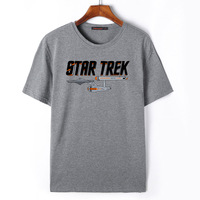 2018 Men S Fashion Brand New T Shirt Star Trek T Shirt Brand Clothing Men Summer