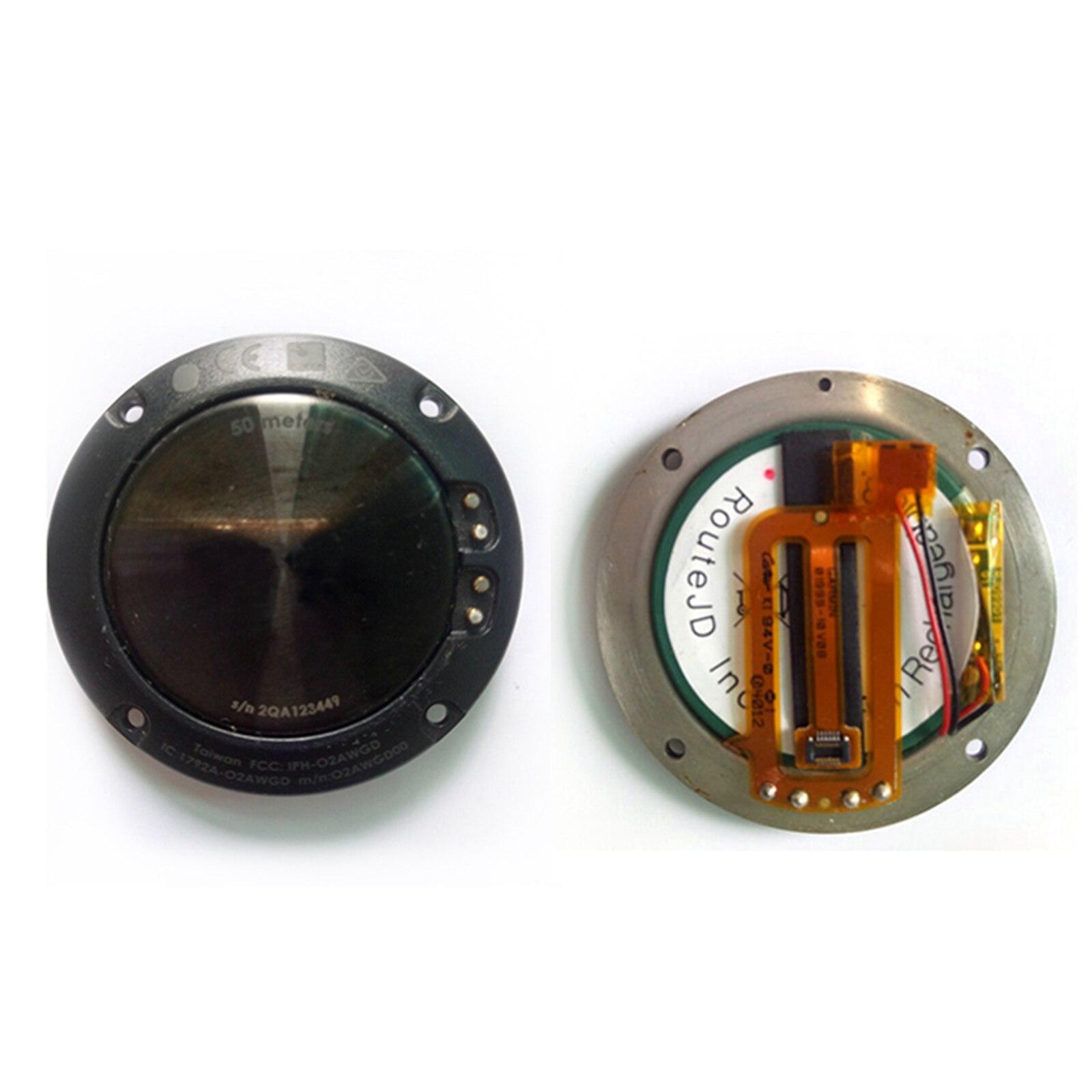 Original 3.7 V botão Parte da Tampa da bateria para Garmin Fenix 2 Execução Relógio GPS Relógio Inteligente Acessórios botão da Tampa da bateria caso