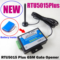 RTU5015 Plus GSM Gate Opener Relay Switch Remote Access Control Backup Battery For Power Failure Alarm