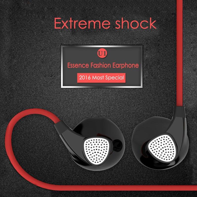 Auriculares deportivos con micrófono UiiSii U1 Auriculares con - Audio y video portátil - foto 3