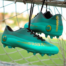 Mujeres originales zapatos de fútbol Superfly FG al aire libre TF  transpirable niños botas niños chica 8f6ba8c72001a