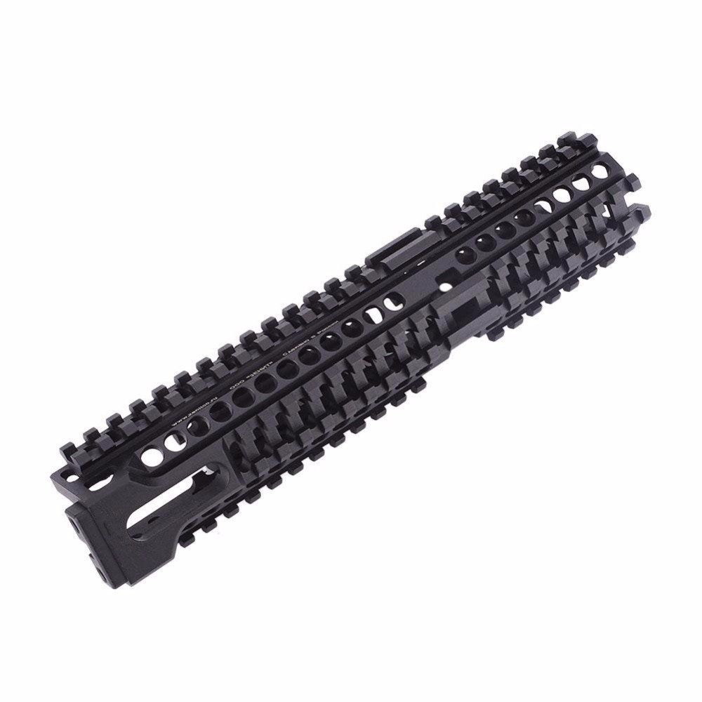 TRUE ADVENTURE Tactical Model AK 47 Rifle Rail System Aluminum Alloy Hunting Supplies Parts for AK AEG / GBB Rifles B30 B31 new arrival tan color tactical gbb style 16 2 inch aluminum rail kit for rifle scope hunting cl22 0138