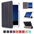 """Для Галактики S2 9.7 Защитные ПУ Кожаный Чехол Чехол для Samsung Galaxy Tab S2 9.7 SM-T810 T815 9.7 """"Tablet + stylus + film"""