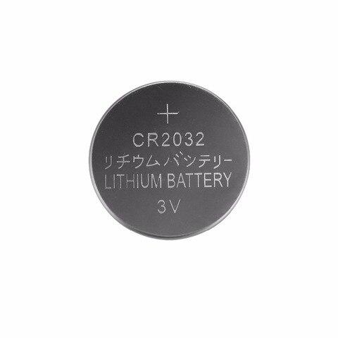 5pcs/lot CR2032 Battery 3V DL2032 ECR2032 CR 2032 2032 CR-2032 Lithium Button Cell Coin Battery 2032 Watch Batteries  for Toys Multan