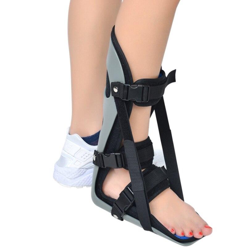 new Night Foot Splint Ankle Orthosis Stroke Varus Foot Plantar Fasciitis Achilles Tendonitis Ankle Sprain Ligament injury Brace foot drop orthoses plantar fasciitis ankle achilles tendinitis supporting feet correction