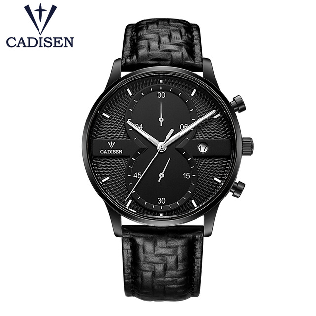 2018 Fashion Men Watch Men's Leather Band Auto Date Wrist Watches Casual Quartz Watch Analog Clock Relogio Masculino Gift hot new fashion quartz watch women gift rainbow design leather band analog alloy quartz wrist watch clock relogio feminino
