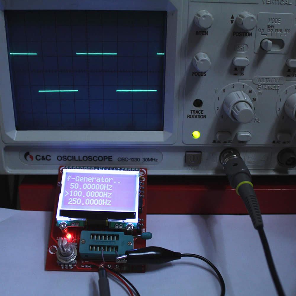 PWM Komponente ESR Digital