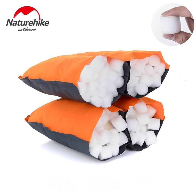 Jastëk i ngjeshur jastëk i ngjeshur natyral i mbushur me sfungjerë - Kampimi dhe shëtitjet - Foto 2