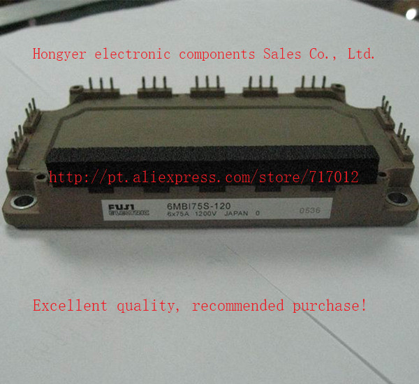 цена на Free Shipping 6MBI75S-120 6MB175S-120-50 IGBT module:75A-1200V,Can directly buy or contact the seller