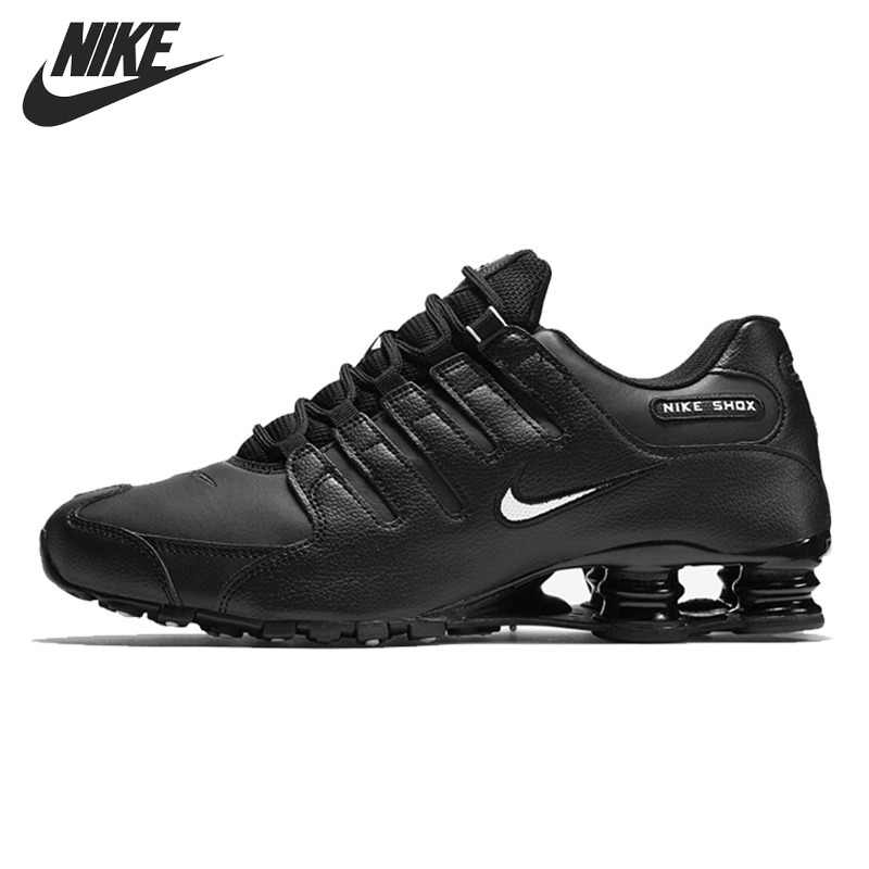 free delivery best prices great deals Original New Arrival 2018 NIKE SHOX NZ EU Men's Running ...