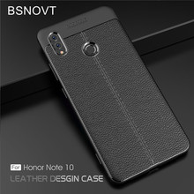 купить For Huawei Honor Note 10 Case Soft Silicone Leather Anti-knock Phone Case For Huawei Honor Note 10 Cover For Honor Note 10 Case онлайн