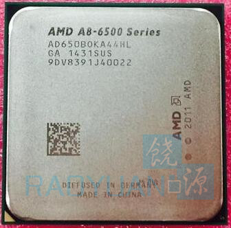 AMD A8 Series A8-6500B A8 6500B A8 6500 AD650BOKA44HL 3.50GHz Desktop CPU Socket FM2