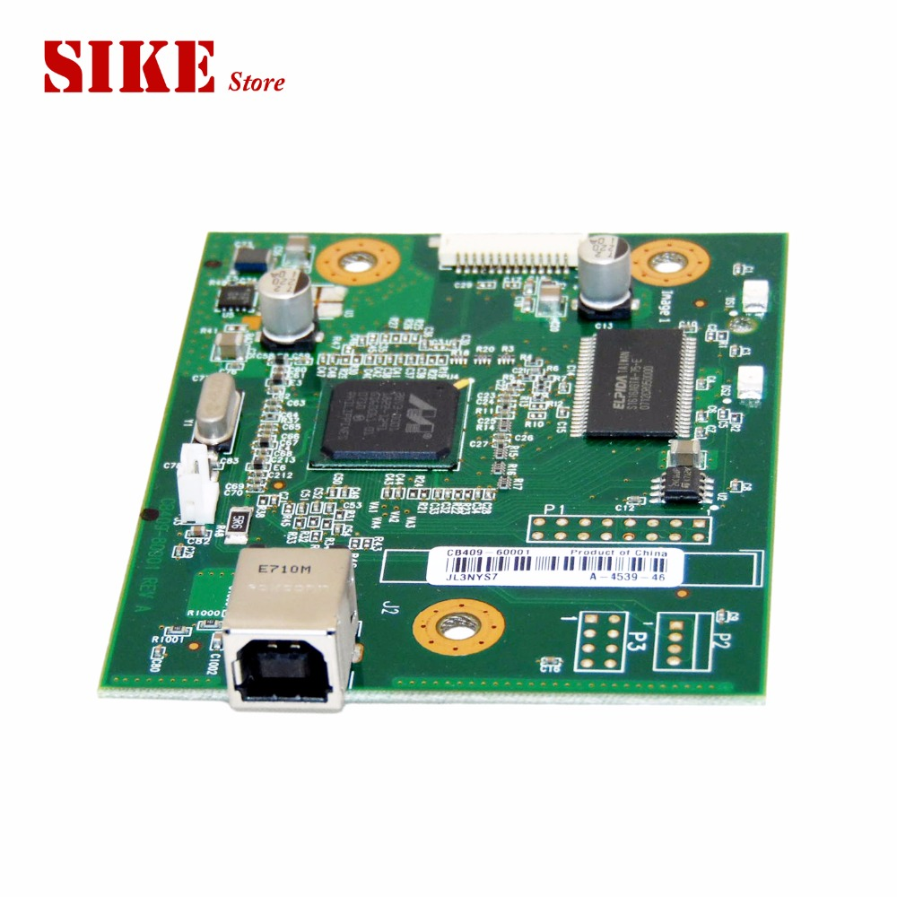 Logic Main Board Use For HP LaserJet 1018 1020 Plus 1020Plus Formatter Board Mainboard CB409-60001 Q5426-60001 laserjet main board for hp m351 m351a ce794 60001 formatter board mainboard