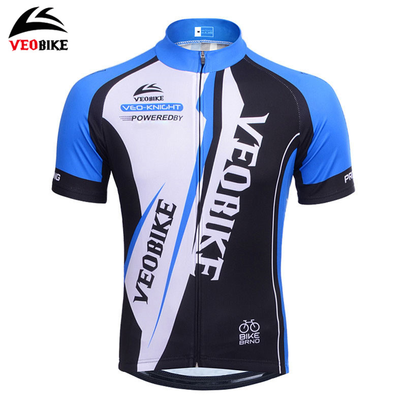 VEOBIKE Riding Short Sleeve T-shirts Men Cycling Jersey Ropa Ciclismo Bicycle Sportswear Bike Breathable Quick Dry Clothing new 2018 cycling jerseys men s maillot ropa ciclismo short sleeves clothes men bike bicycle t shirts slim fit quick dry t shirts
