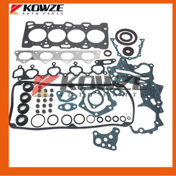 China -A Quality Engine Repair Overhaul Complete Full Gasket for Mitsubishi Triton L200 L300 L400 Space Gear 4G63 2.0L MD972933