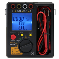 BM3548 1000V Resistance Meter 2 in 1 Digital Insulation Resistance Test meter digital multimeter megohmmeter megger ohm tester