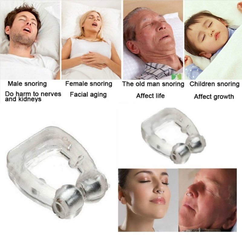 HOT 1pc Magnets Silicone Snore Fast Nose Clip Silicone Snore Stopper Sleep Nose Clip Device Face Care MachineHOT 1pc Magnets Silicone Snore Fast Nose Clip Silicone Snore Stopper Sleep Nose Clip Device Face Care Machine
