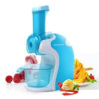Ice Cream Machine Maker Fully Automatic DIY Child Fruit Small Freezer