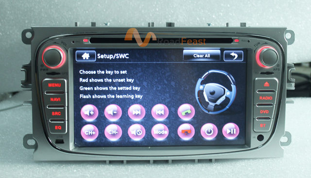 Car Dvd For Ford Focus