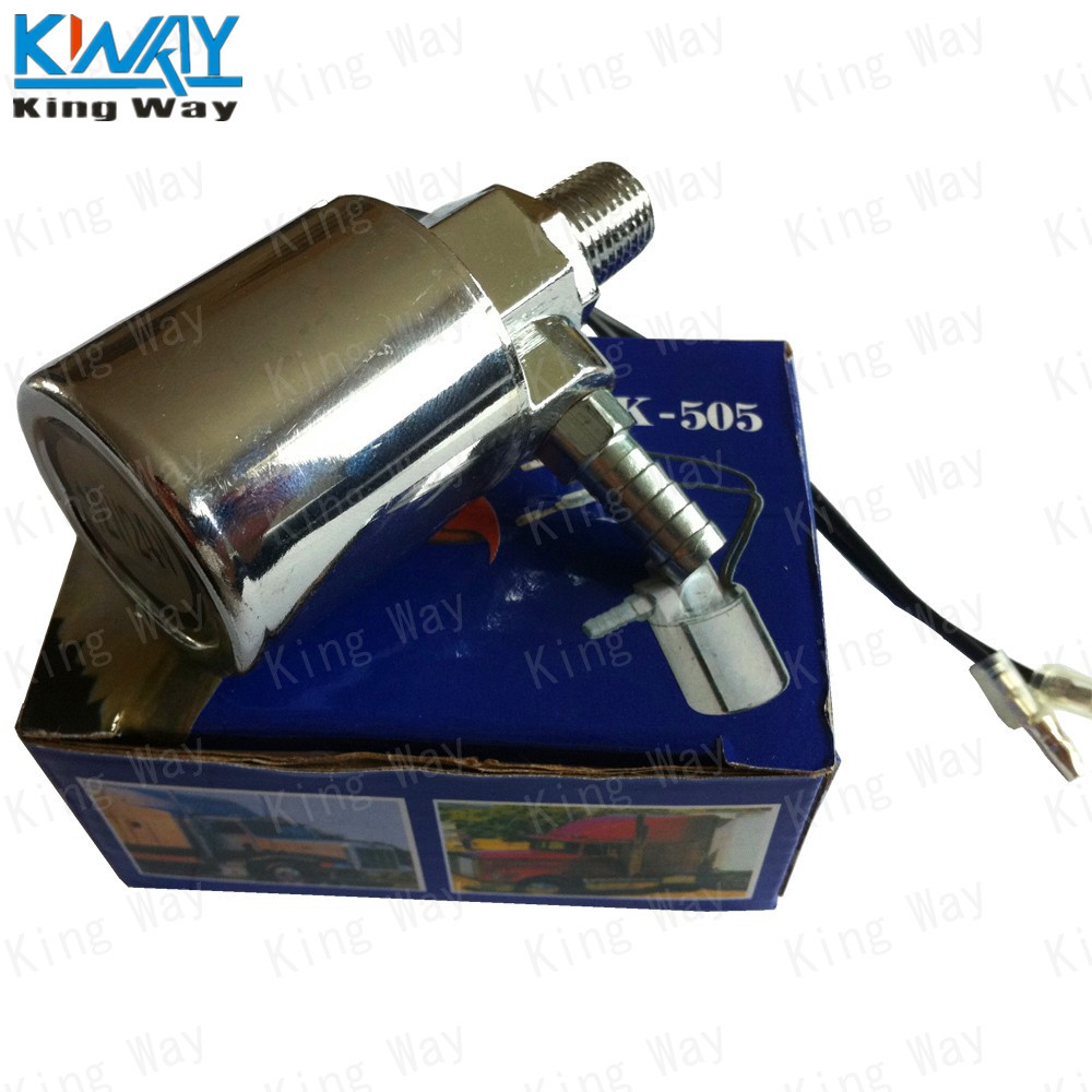 Back To Search Resultsautomobiles & Motorcycles Free Shipping-king Way-1/4 Train Air Horn Electric Solenoid Valve Heavy Duty Air Valve 12v/24v