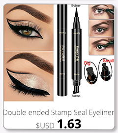 Beauty Essentials 1 Pc Waterproof Double-headed Seal Black Eyeliner Triangle Seal Eyeliner 2-in-1 Eyes Makeup Eyeliner Eye Pencil New Arrival Profit Small Back To Search Resultsbeauty & Health