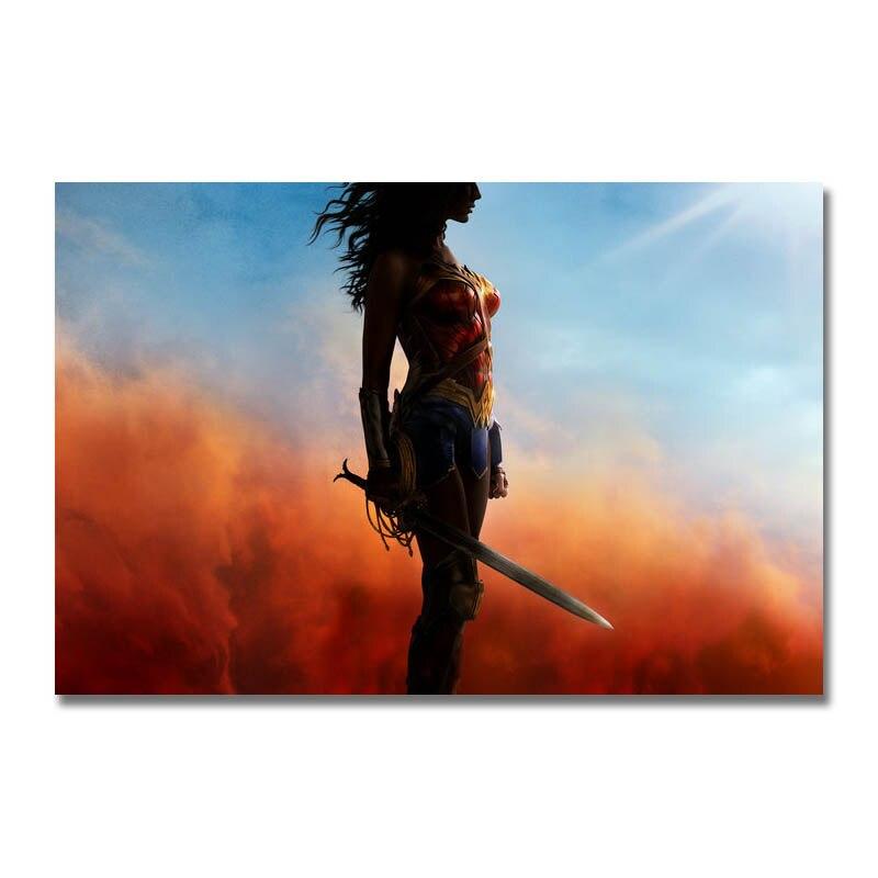 Star Wars The Last Jedi Episode VIII Silk Canvas Poster 13x20 24x36/'/'