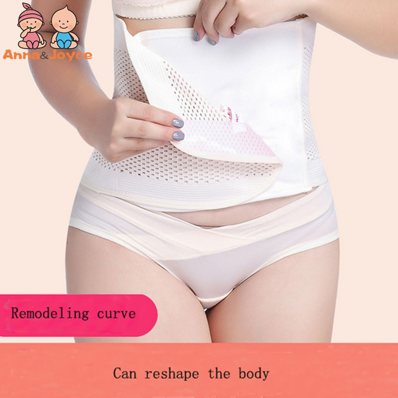 5425279d5b8 Promote Postpartum Women Magnetotherapy Abdomen Belt Ventilation Adjustment  Thin Belly Close Lower Abdomen Corset Belt-in Belly Bands   Support from  Mother ...