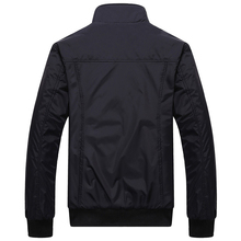 Casual Mens Jackets Solid Color For Mens